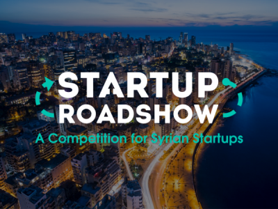 The Startup Roadshow Is Looking for Syrian Startups Across the Middle East