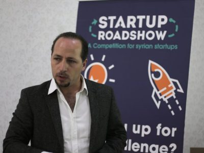 Syrian Anti-Car Theft App AWI and Smart Marionette Win the Startup Roadshow in Gaziantep