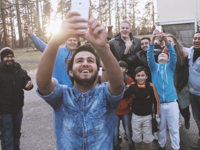 Newcomers in Finland: Startup Refugees Can Train and Fund Your Project
