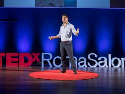 Inside TEDx Roma Salon: Innovation By and For Migrants Takes the Stage at Porous Borders