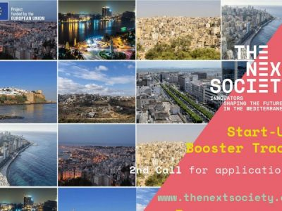 The Next Society Launches the Startup Booster Across These 7 Countries in MENA