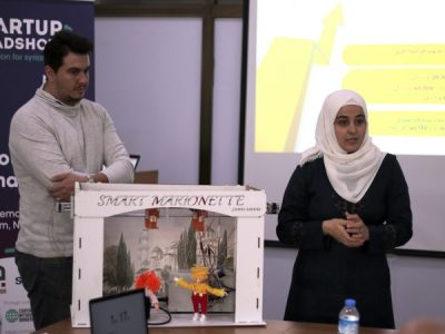 This Syrian Woman Just Won the Startup Roadshow Finals in Lebanon