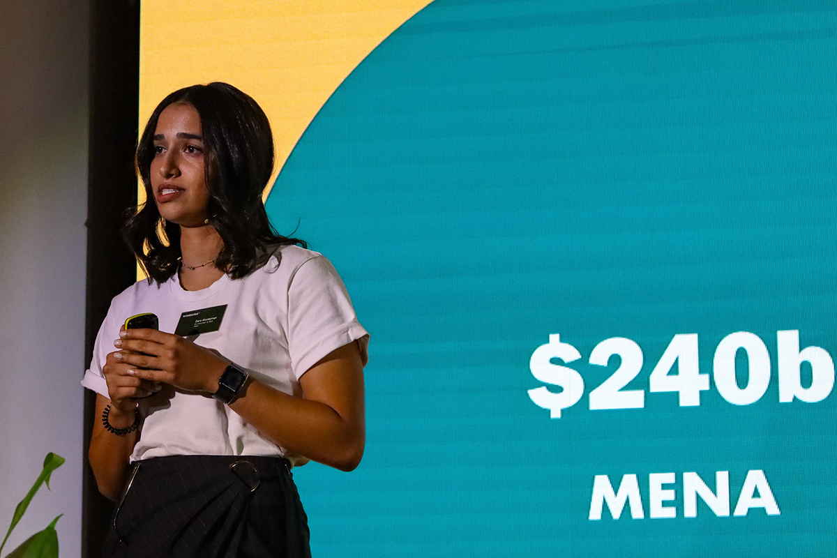 Female Entrepreneurs in MENA: Womena Has Just Opened their