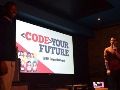 Code Your Future Opens Up the First Coding School for Refugees in Rome