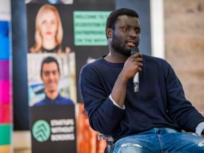 "Meet the Migrant Entrepreneurs Who Won Rome's ""Orizzonti Startup"" Pitching Competition"