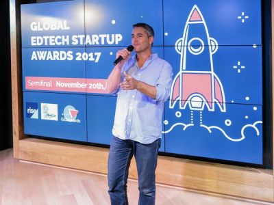 Educational Startups Can Now Apply to the Global EdTech Startup Awards