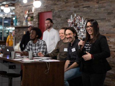 Migration Hub Kicks Off a Series of Executive Breakfasts for Migrant Entrepreneurs