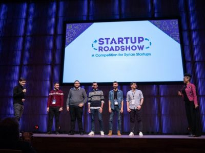 The Startup Roadshow Kicks Off Again with $15,000 in Prizes for Syrian-Led Startups