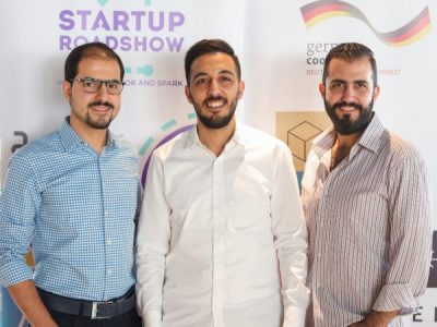 AI-Startup LeftSaver and Tedallal Have Just Championed the Startup Roadshow in Erbil