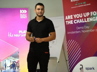 The Startup Roadshow Kicked Off: Meet the 20 Startups Competing in Beirut
