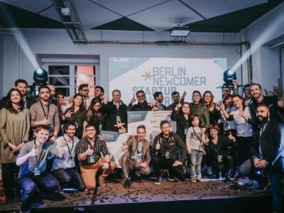 SINGA Business Lab Is Scouting for the Berlin Newcomer Startup Award – and You Can Apply