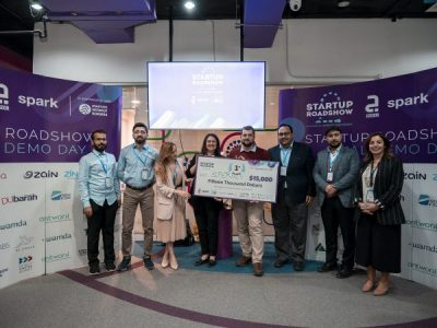 This Health-Tech Startup Has Just Won The Startup Roadshow Finals In Amman, Taking Home $15.000