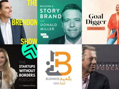 7 Business Podcasts We Can't Stop Listening to During Quarantine