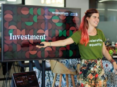 Calling All Female Entrepreneurs in MENA: Womena's Accelerator Womentum Launches Cycle 3
