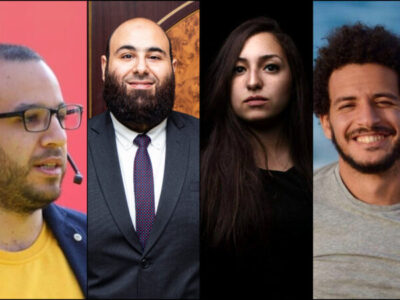 This Week on Quarantine Sessions: Learn Branding and UX from Egypt's Top Entrepreneurs