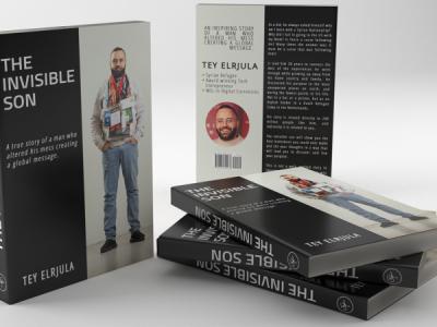 "Blockchain Entrepreneur Tey Al-Rjula Launches His Book ""The Invisible Son"""