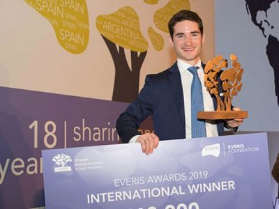 Startups in the Netherlands: Apply to the Global Everis Awards and Run Up for €70,000 in Prizes