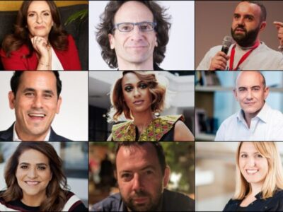 9 Incredible Speakers You Need to Catch at the Startups Without Borders Summit 2020