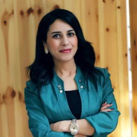 Ghina Fahmawy