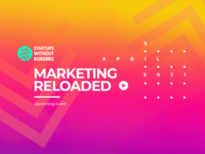 Marketing Reloaded Gathers Industry Powerhouses to Supercharge Your Startup Marketing on April 9th