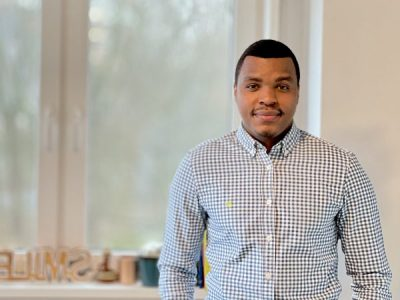 My Journey from Congo to Mastering Salesforce at the Heart of Amsterdam